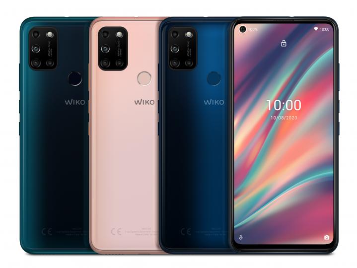 Das Wiko View 5 ist in drei Farben erhältlich und kostet nur 169,99 Euro