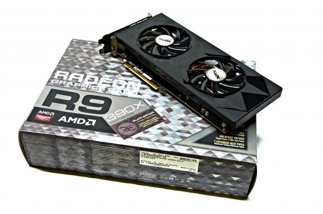 XFX R9 390X DD Black Edition
