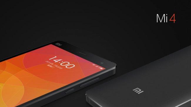 Stellenweise erinnert das Mi4 etwas an ein iPhone, hebt sich aber durch Materialwahl und Größe davon ab [Bildmaterial: Xiaomi]