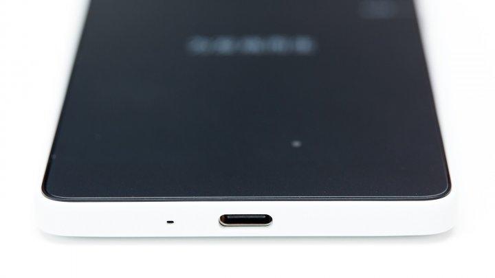 Xiaomi Mi 4c - Auf der Unterseite befindet sich der USB-C-Anschluss