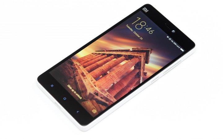 Xiaomi Mi 4c - Verbaut ist ein 5-Zoll-Full-HD-Display mit IPS-Panel von LG oder Sharp