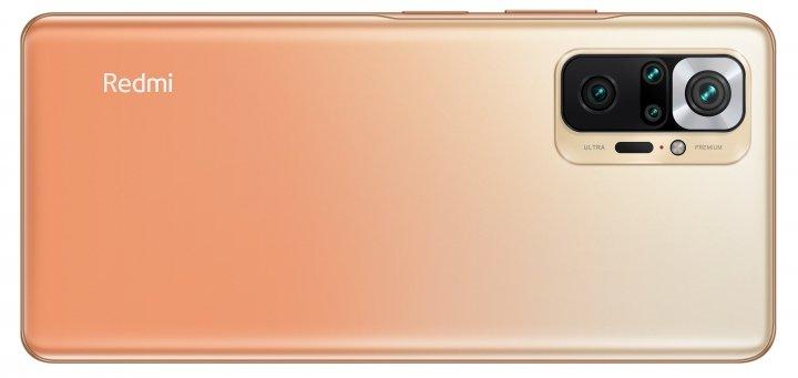 Die Hauptkamera des Xiaomi Redmi Note 10 Pro löst mit satten 108 MP auf