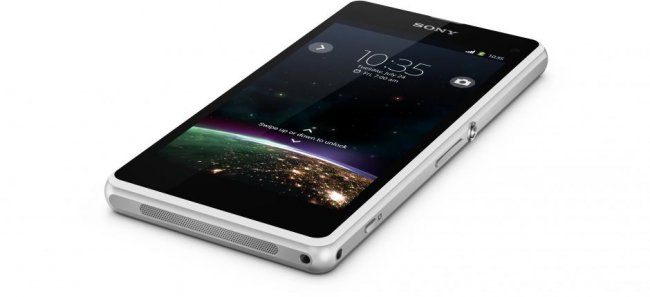 Sony Xperia Z1 Compact Quelle: Sony