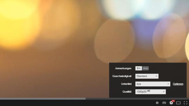 YouTube ermöglicht nun auch Videos in 1080p48, 1080p50 und 1080p60