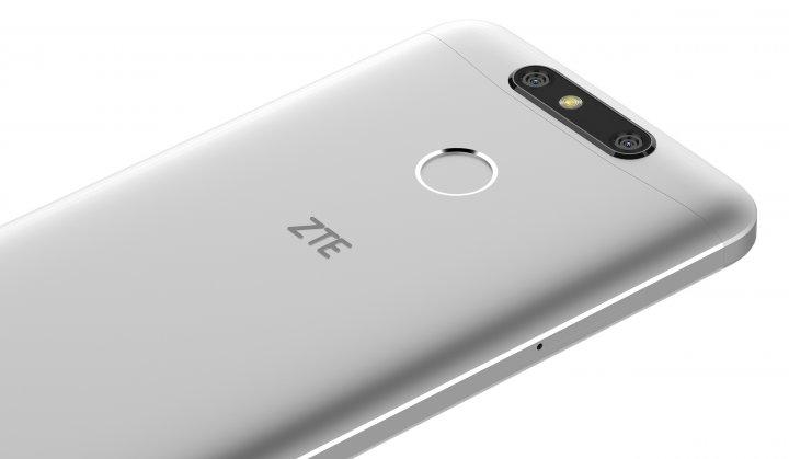 Das ZTE Blade V8 Lite verfügt über eine Dual-Kamera