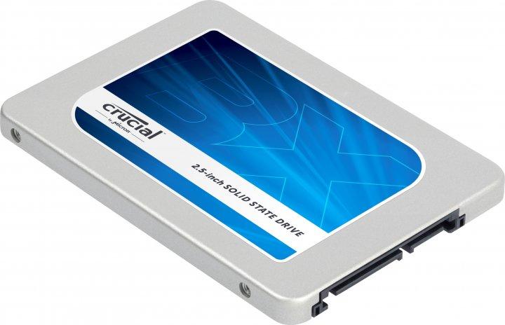 Crucial BX200 SSD [Bildmaterial: Micron]