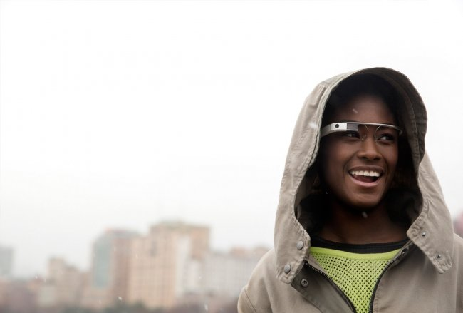 Google Glass (Quelle: Google)