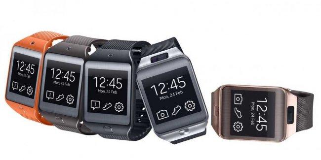 Neue Smartwatch: Samsung Gear 2 und Gear 2 Neo mit Tizen statt Android [Bildmaterial: Samsung]