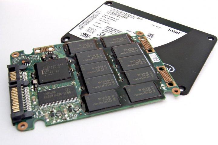 Intel SSD X25-M: Innenleben
