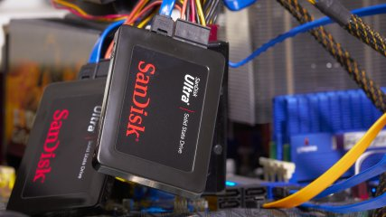 SanDisk Ultra SSD 60 & 120 GB